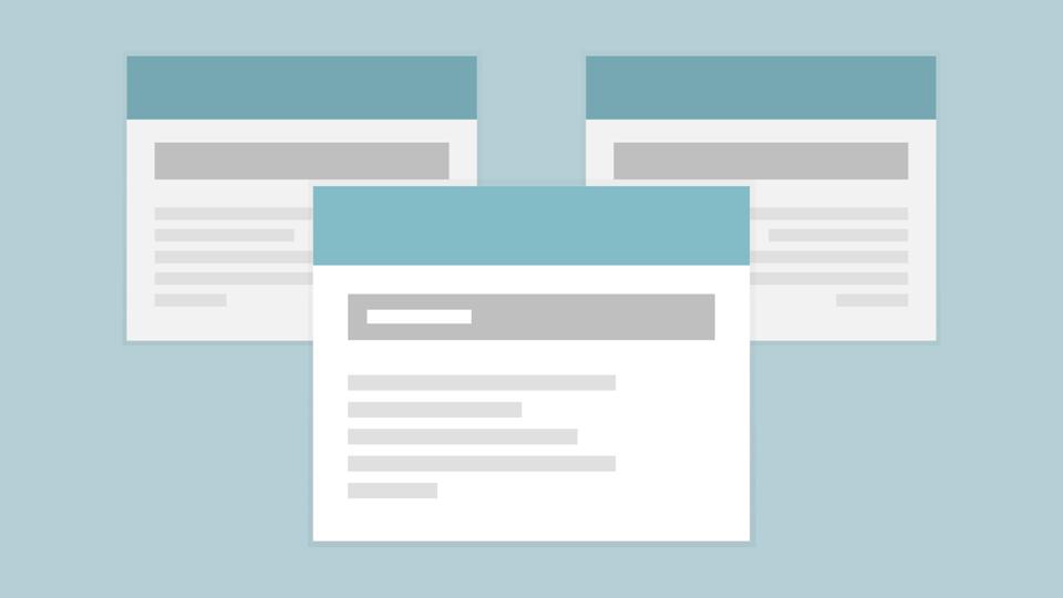 Bild zum Artikel über den Unterschied zwischen Website, Website und Homepage